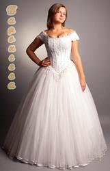 пышным девушкам  вечерние наряды и свадебные платья большого размера