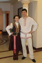 национальные и сценические костюмы