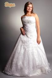 фигурам пышечкам- свадебные и вечерние платья