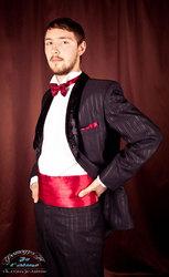 смокинг бархатная шалька, сюртук бежевый, костюм мужской
