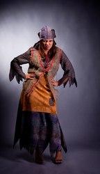 костюмы для хеллоуина-баба Яга, скелет, Псих, Узник Крик и другие злодеи
