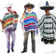 костюмы мексиканские, испанские , цыганские и другие напрокат