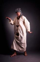 празднуем хэллоуин , готовимся к рождеству-костюмы шейх, Клеопатра., Крик
